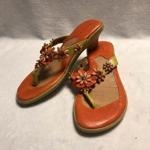 BORN HAND CRAFTED LEATHER FLIP FLOPS
